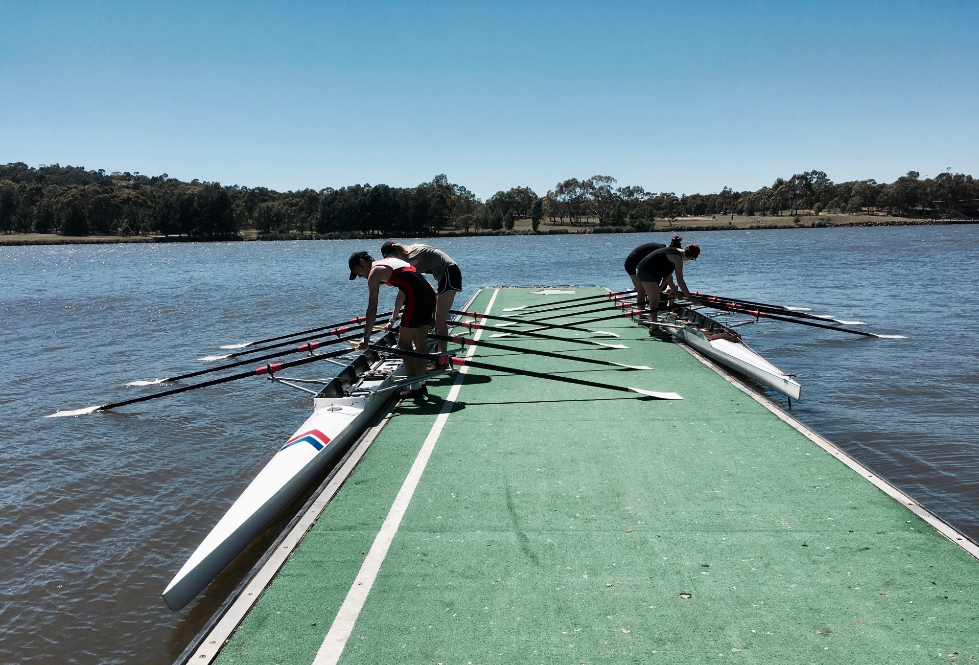 Lake Tuggeranong Rowing Club